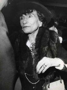 Coco Chanel #CocoChanel Visit espritdegabrielle.com | L'héritage de Coco Chanel…
