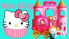 "Lemon Squeezy presents its new video ""Hello Kitty Toys House Castle Set Video Unboxing and Review キャラクター練り切り ハローキティ by Lemon Squeezy"" where we are unboxing the marvellous Hello Kitty Castle House and Carriage with prince. We are big fans of the Hello Kitty Cartoon and hence we decided to feature Hello Kitty toys set on our channel and will feature Hello Kitty Play Doh in the near fututre. #hellokitty #unboxingtoys #hellokittycastle #hellokittytoys #unboxingtoys #surprisetoys"