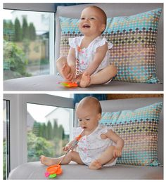 She really likes playing with teething toys and leash holder  https://www.amazon.com/Babbie-Pacifier-Holder-Soothie-Teething/dp/B01ELXFAHY  #PacifierClip #PacifierHolder #BinkyClip #BinkyHolder #BinkieClip #DummyClip #SoothierPacifierClip #BinkyHolder #PacigripPacifierHolder #BinkyHolder #SoothiePacifierHolder #BabbiePacifierClip