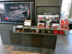 Part of our Scion waiting room. Steet Toyota Scion of Johnstown Gloversville, 310 N. Comrie Ave. Johnstown, NY