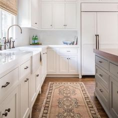A little Monday morning inspiration to get your day going!  Love everything about this kitchen design by @jamiekeskindesign!  Happy Labor Day --all the great sales happening today are listed on the blog.