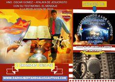OSCAR GÓMEZ: REVELACIÓN DE JUICIO TRASMITIDO POR RLALC