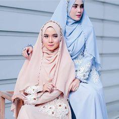 Pastel wedding dress  .  : @shazwaniyunus @eykabdullah  : @amirulaffendy @amirulseman  : @fizherakl Malaysia