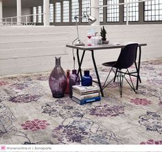Tapijtcollectie Vintage van Bonaparte #vloeren #tapijt #flooring