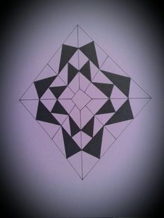 Esbozos by #Cheb2015-#GeometrikArt