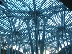Santiago Calatrava, BCE Place, Toronto, Canada.