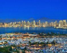 San Diego, #California.