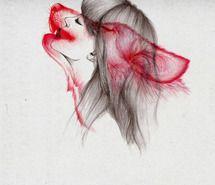 art, drawing, girl, illustration.