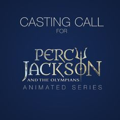 "ishelmascarinas: ""AUDITIONS ARE NOW OPEN FOR ANNABETH AND GROVER! As you all know, I'm working on my thesis, which is Production Design for a Percy Jackson and the Olympians animated series, focusing..."