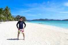 Malcapuya Island Coron, Palawan Philippines