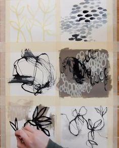 Art Journal Challenge, Art Journal Prompts, Art Journal Techniques, Art Journal Pages, Journal Ideas, Mixed Media Techniques, Art Journals, Art Du Collage, Collage Art Mixed Media