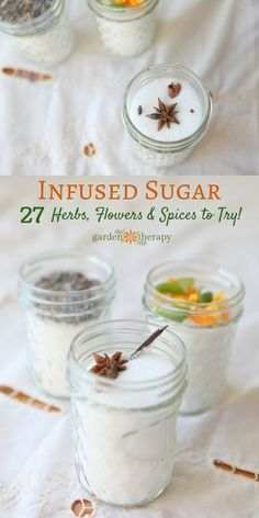 Sweeten Up With These Easy Infused Sugar Recipes Infused sugar smells divine, tastes decadent, and makes a beautiful gift. I love to use it in baking, tea time, and it makes a wonderful homemade gift idea. Homemade Spices, Homemade Seasonings, Homemade Gifts, Homemade Christmas Gifts, Homemade Desserts, Infused Sugar, Infused Oils, Spice Blends, Spice Mixes
