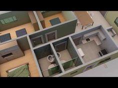 Planta de Casa em 3D - YouTube