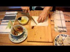 5 formas de utilizar la pasta filo - YouTube Summer Recipes, My Recipes, Aperitivos Finger Food, Pasta Filo, Brownie Desserts, Bread Machine Recipes, Slow Food, Canapes, Empanadas