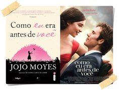 SEMPRE ROMÂNTICA!!: Como eu era antes de você – Livro x Filme