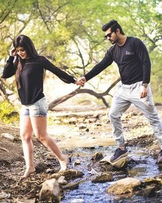 Trending: quirky pre-wedding shoot ideas for couples