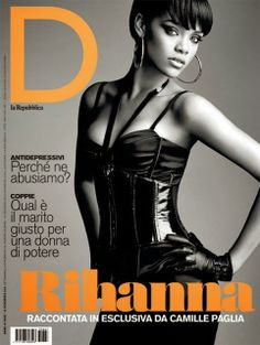 D  La Repubblica No. 867 Rihanna