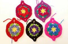 Moroccan Gardenpattern / tutorial. http://www.projectarian.com/2016/06/09/moroccan-garden-tiles-free-crochet-pattern/