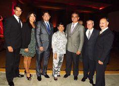 El Skal presente en el 40 aniversario del Sheraton Lima.
