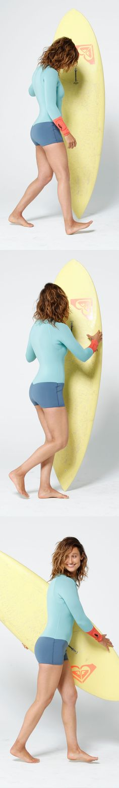 Kassia Meador Wetsuits available on Roxy.com  http://www.roxy.com/wetsuits-kassia