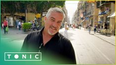 Paul Falls In Love With Sicily's Delicious Gastronomy | Paul Hollywood's City Bakes | Tonic - YouTube