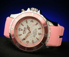 KYBOE WATCH : COTTON CANDY : KY-028 : 48mm  55mm : Water Resistant : $250#Repin By:Pinterest++ for iPad#