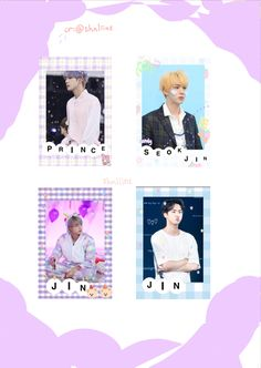 Kpop Diy, Bts Polaroid, Cute Poster, Bts Aesthetic Pictures, Printable Stickers, Bts Pictures, Bts Jin, Cool Wallpaper, Seokjin