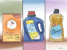 Elimina manchas en las axilas! Excelentes trucos para lavar la ropa..