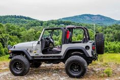 Topless and doorless