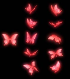A very simple gaming tattoo. From Project Zero/ Fatal Frame Crimson Butterfly Aesthetic Collage, Red Aesthetic, Aesthetic Pictures, Fatal Frame, Photo Wall Collage, Picture Wall, Collage Art, Aesthetic Backgrounds, Aesthetic Wallpapers