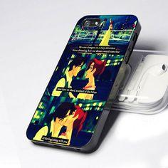 Anastasia and Dimitri Kiss iphone 5 case