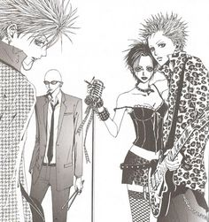 Manga] Critique de Nana - Ota-