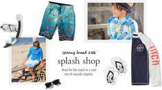 splash shop