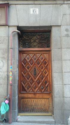 Etiqueta #puertasdeMadrid en Twitter
