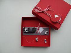 Der Bestseller. Ein schöner Wiesmann in einer tollen Schachtel, hübsch verpackt mit Schnur, Schleife und Anhänger. Geld festknoten - fertig!