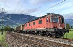 Electric Locomotive, Train, Vehicles, Zug, Rolling Stock, Strollers, Vehicle, Tools
