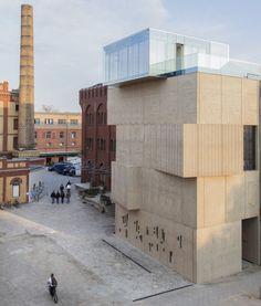 Berlino nuovo museo per il disegno architettonico
