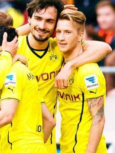 Marco Reus & Mats Hummels (BVB)