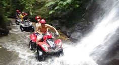 ATV Quad Bike Tours Bali