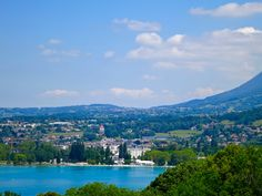 Scenic view, things to do in Annecy France