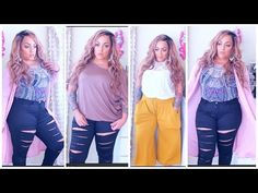 7cbc879dbd4 HOLIDAY BLACK FRIDAY 2016 THICK GIRL TRY-ON   REVIEW ♡ BUDGET FRIENDLY ♡  Rosegal.com. Plus Size ...