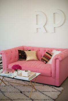 Inside This PR Maven's Stylish Office