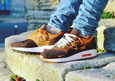 Nike ID Air Max 1 Bespoke (by paul__og)