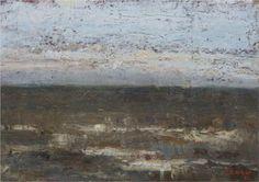 Seascape - James Ensor 1880