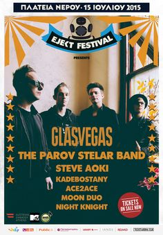 Glasvegas at Ejekt Festival (2015)