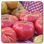 Organic Brandywine Tomato