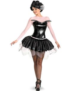 Swan of Death Costume £34.50 : Direct 2 U Fancy Dress Superstore. Fancy Dress, Party Themes & Accessories For The Whole Family. http://direct2ufancydress.com/swan-of-death-costume-p-6805.html