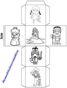 Story cubes para infantil - Naikari Naika - Picasa Web Albums