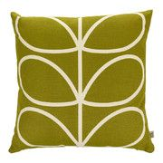 Orla Kiely - Linear Stem Apple Cushion - 45x45cm