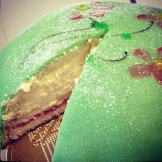 Princess Cake @ Miss Maud Princess Torte, Restaurant Reservations, Fabulous Foods, Fine Dining, Free Food, Catering, Valentines, Cakes, Desserts